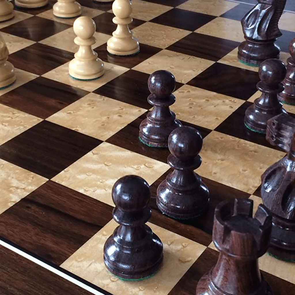 Chess/Checker Boards - Vancouver WoodSmith