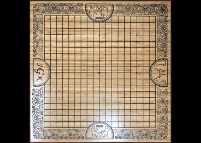 Custom bamboo Pente board