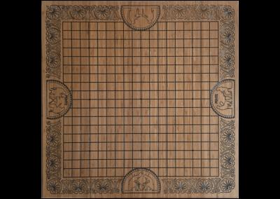 Custom bamboo Pente/GO board